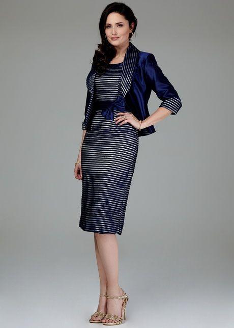Festliche kostüme brautmutter | Kleid mit jacke festlich ...
