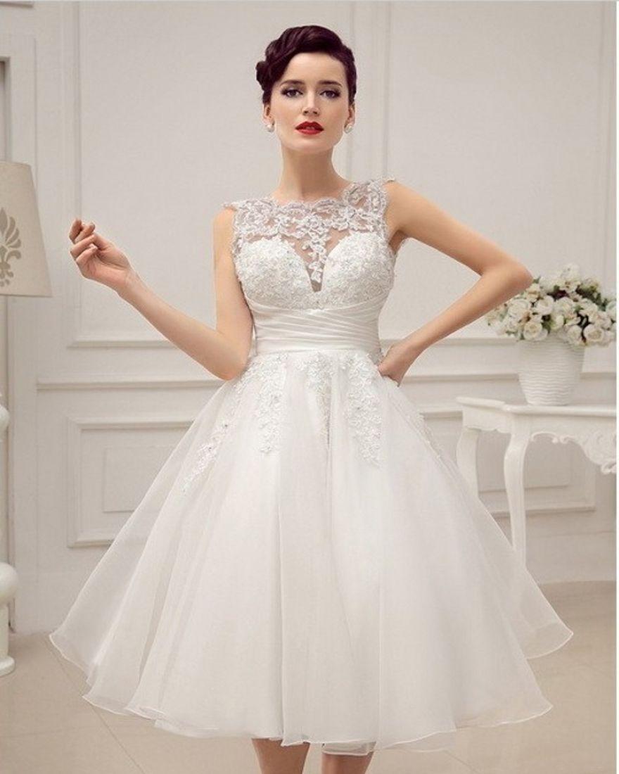Ava Lace Short Wedding Dress Short Wedding Dress Short Lace Wedding Dress Short Wedding Gowns [ 1500 x 945 Pixel ]