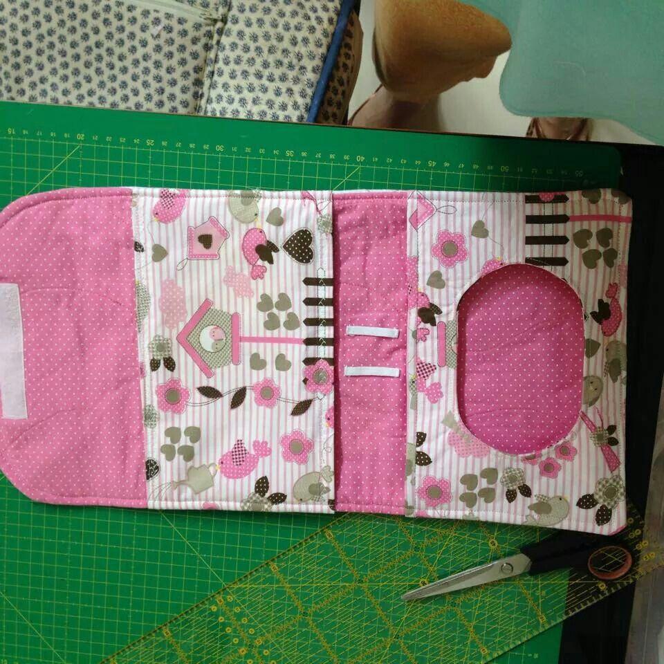 Porta fralda e lenços bebe Porta Fralda De Bolsa 232173692fa3