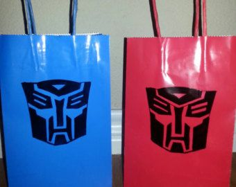 Items similar to Transformer Goody bags on Etsy