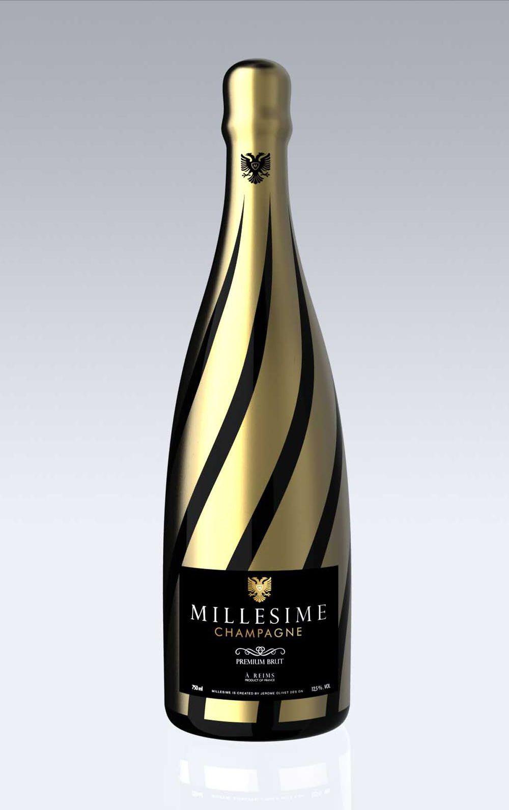Dom Perignon - gurmeler için şampanya 73