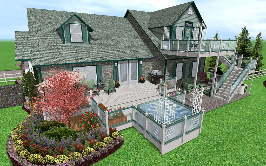 Create 3D Houses (With images) | House design games ...