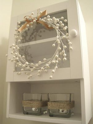 Day 11 – Decorate your doors - The Frugal Homemaker | The Frugal Homemaker