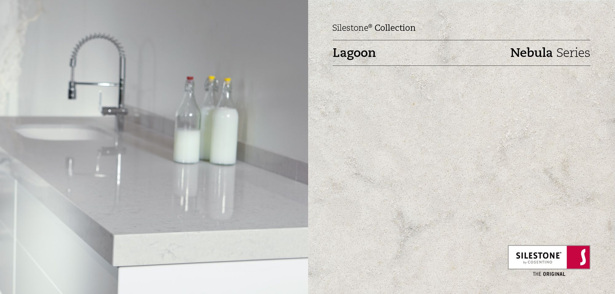 Silestone Lagoon Silestone Lagoon Quartz Kitchen