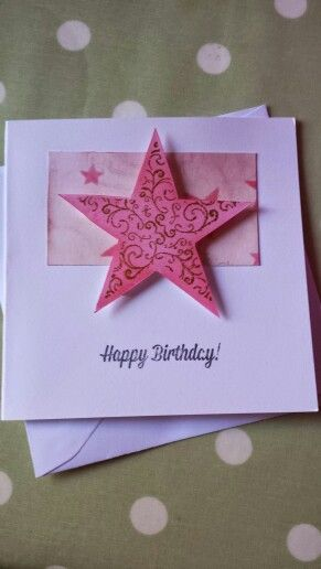 A simple birthday card
