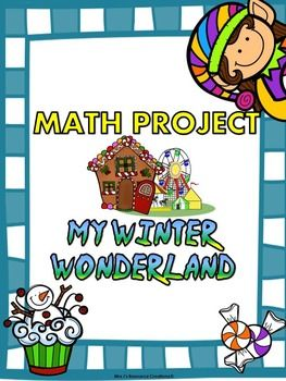 Winter Math Project (Project Based Learning) #mathintherealworld