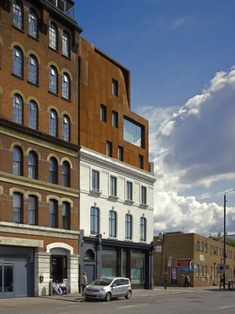 Shoreditch Design Rooms: Gallery Of Shoreditch Rooms / Archer Architects