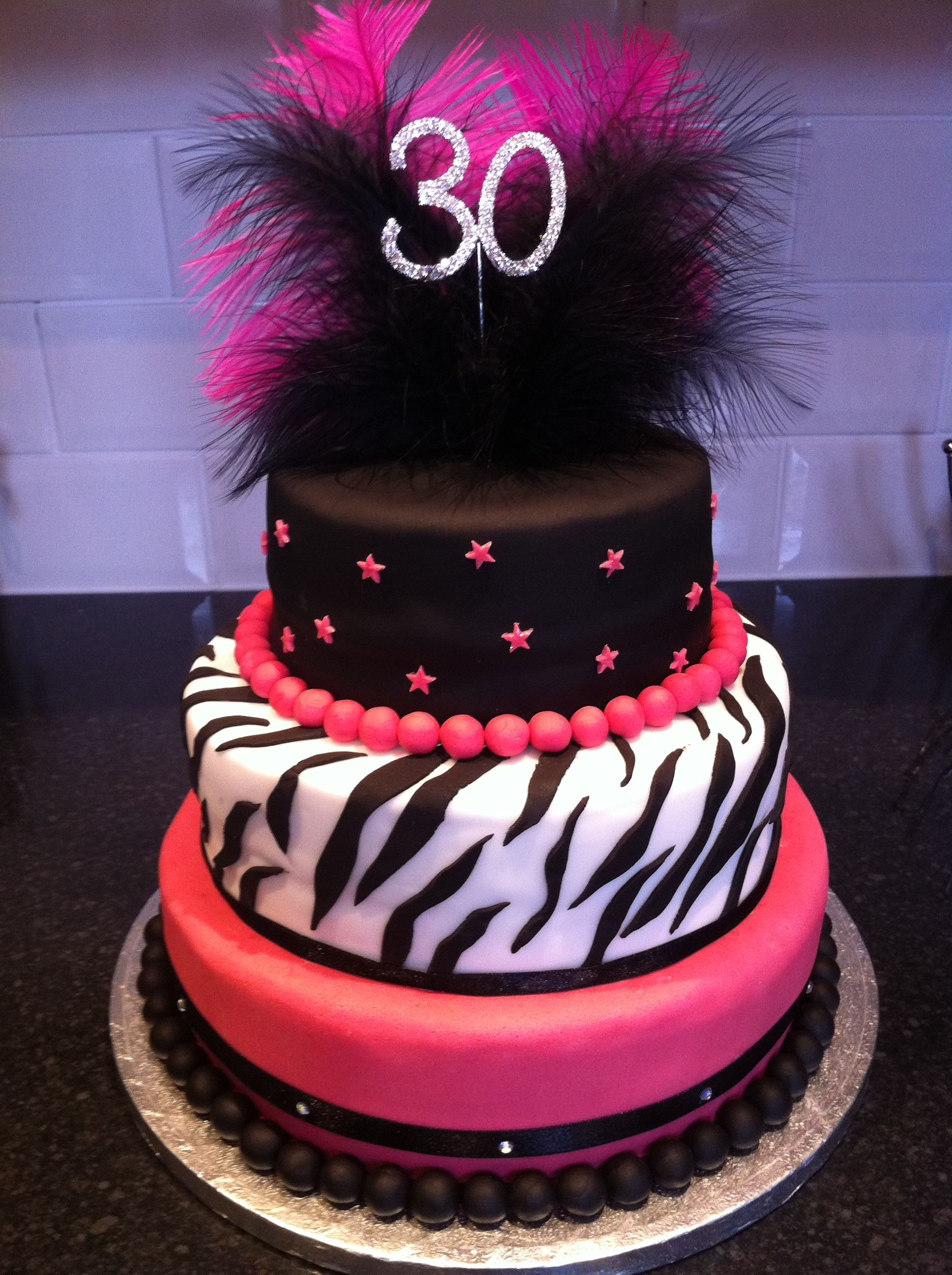 Thirty Birthday Cake Ideas Published At 1936 A 2592 In Adult