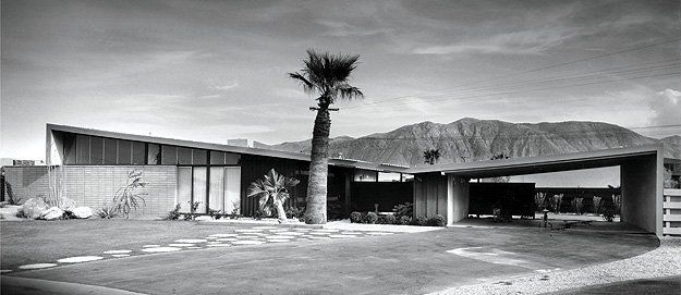 Palm Springs Modernism - Alexander Homes Architecture William Krisel ...