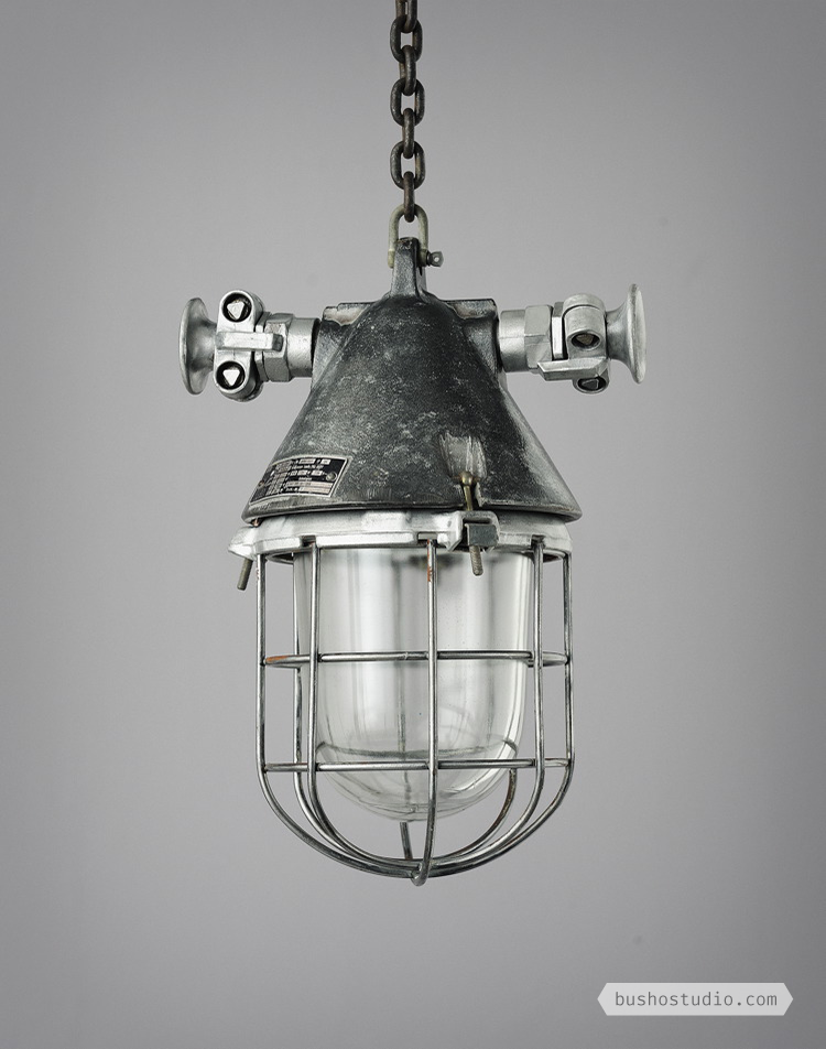 Polished Downtown Workshop Explosion Proof Lights These Lamps