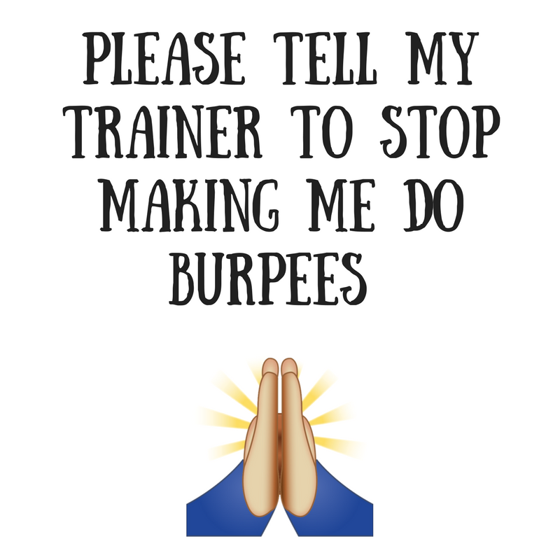 You know you love the routines with burpees! 😉💪😅 Workout