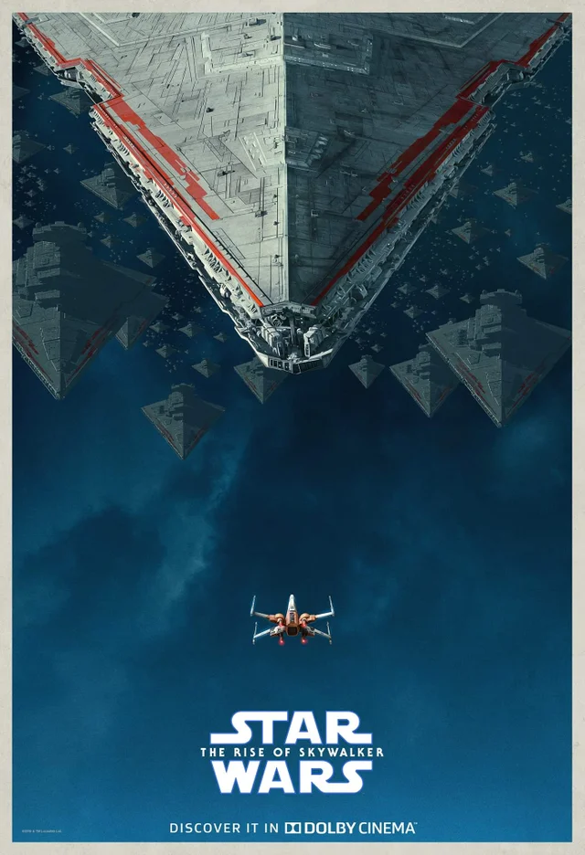 The Rise Of Skywalker French Promo Poster Starwarsleaks Star Wars Poster Star Wars Wallpaper Star Wars Watch