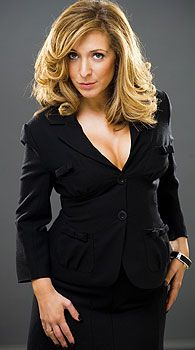 tracy ann oberman smoking