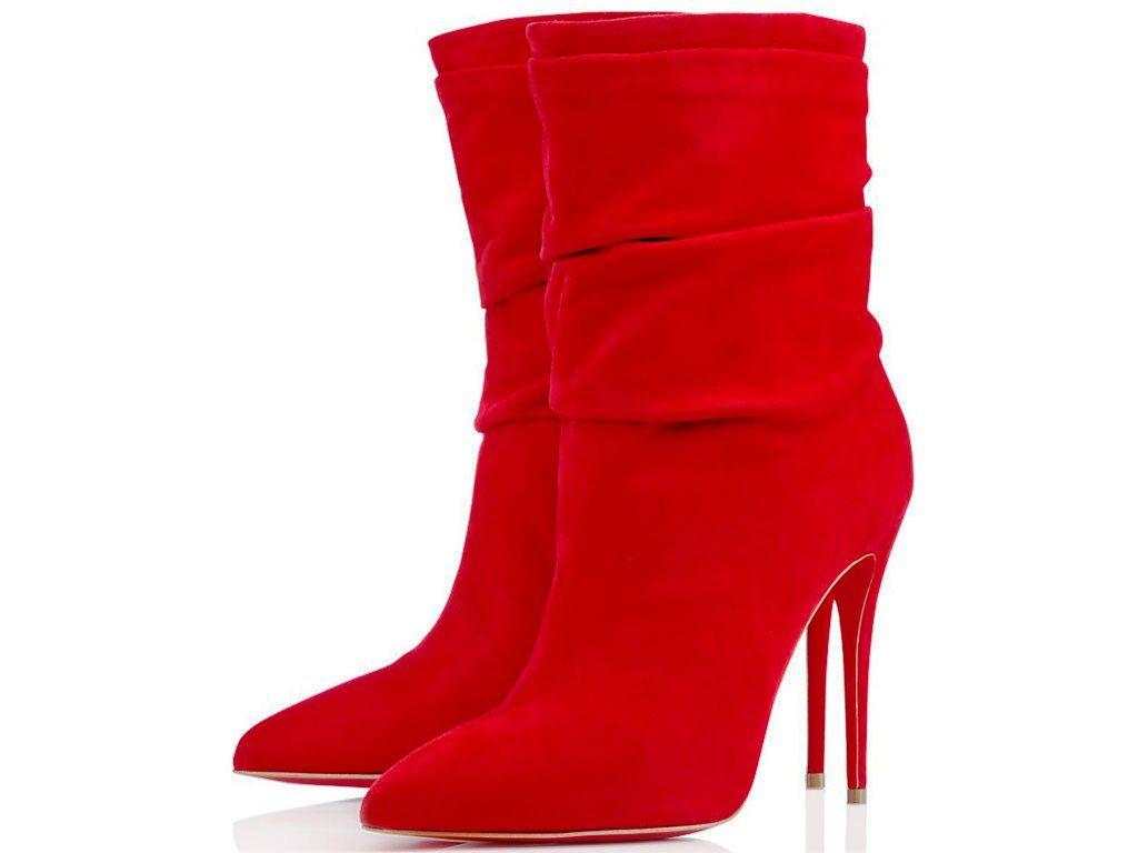 c009e18650f Christian Louboutin Ishtar Booty   #Markita's Shoe Obsession   Shoes ...