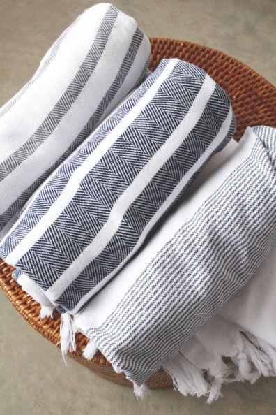Turkish Bath Towel Striped Bath Towels Turkish T Basic Layer