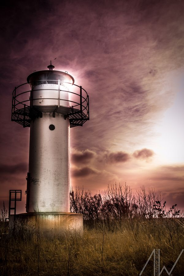 """Abandoned Lighthouse"" by Alexander Ohlsson, via 500px."