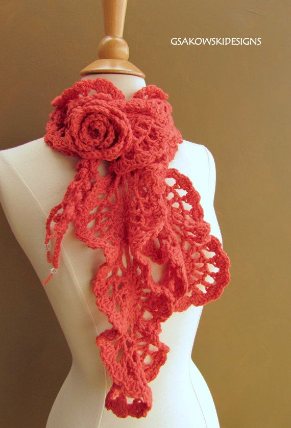 Victoria Wool Scarf