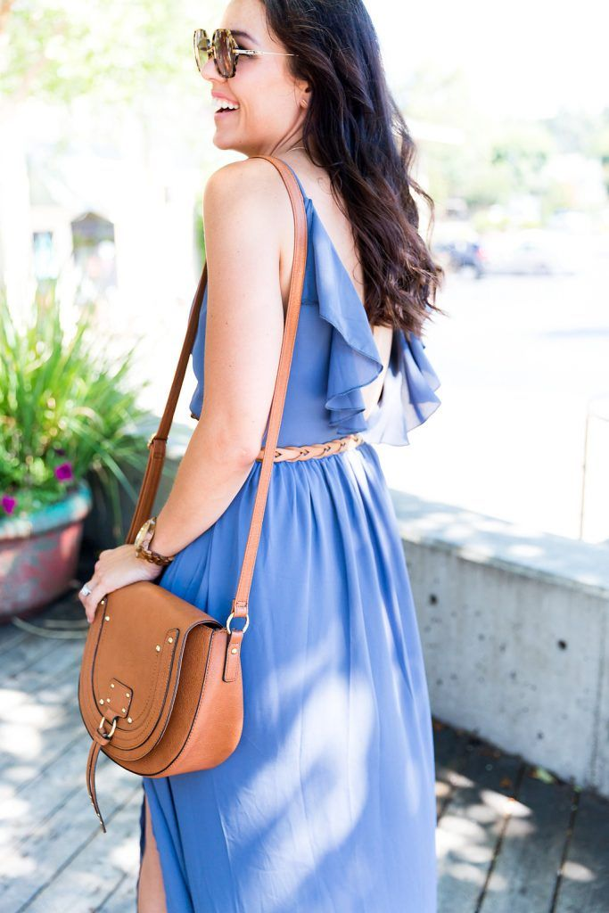 07b6167e92 Tips For Styling A Maxi Dress Casually