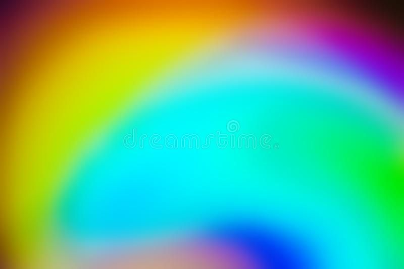 Rainbow Color Abstract Background Rainbow Color Abstract Gradient