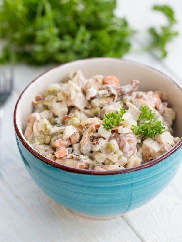 Простые рецепты засолка салатов