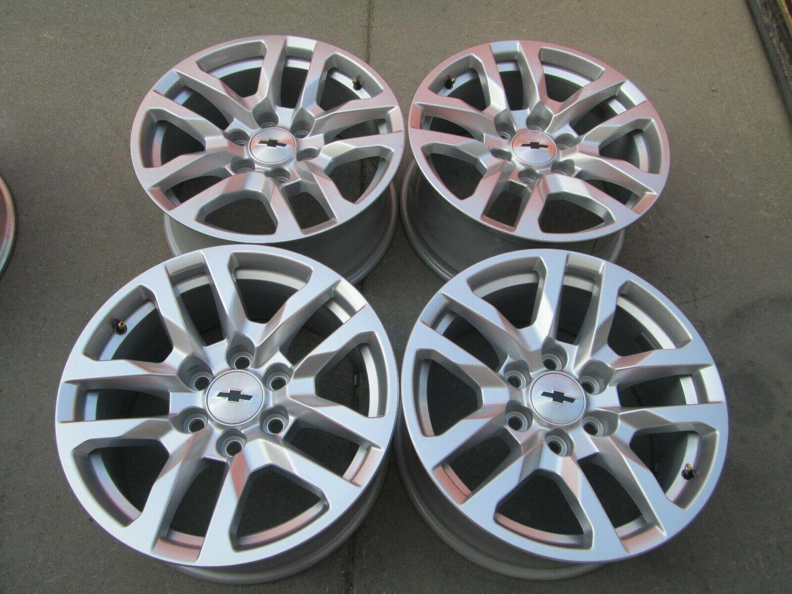 Chevrolet Silverado Rims Oem Wheels Wheel Rims Silverado For Sale