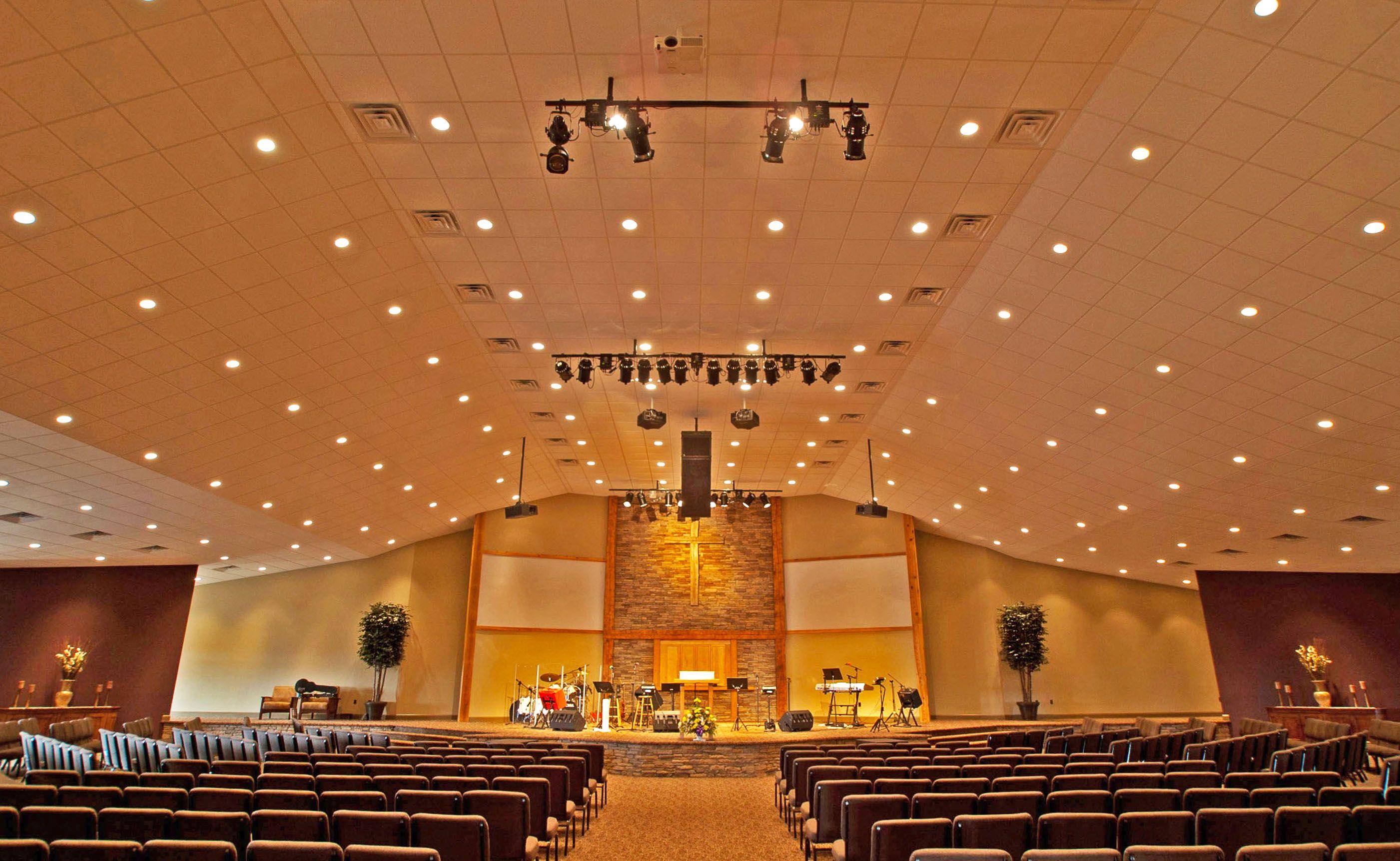 Ceiling Lights Church Design Pinterest