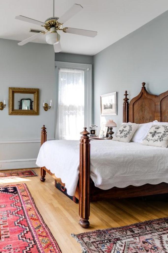 1898 Historic House In Henrico Virginia Bedroom Furniture Sets