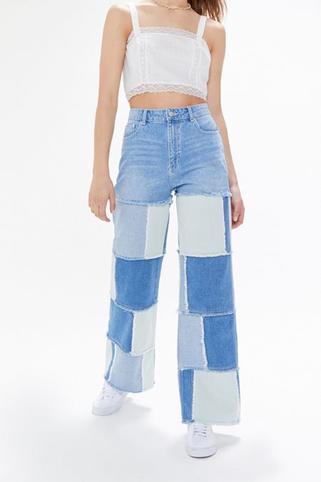 Women's New Arrivals | Urban Outfitters | Jeans diy, High rise wide leg  jeans, Denim fashion