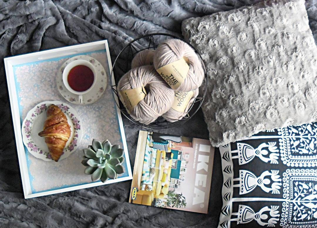 U Mnie Dzis Zakatarzona Niedziela Ale Zaraz Bedzie Nowy Wpis Na Blogu Wiec Nie Jest To Calkiem Leniwaniedziela Taca Tray Tea Suc Ikea Coasters Instagram
