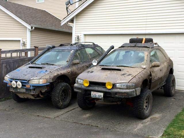 Lifted Subaru Impreza >> Subaru Impreza Lifted Metal Subaru Lifted Subaru Cars