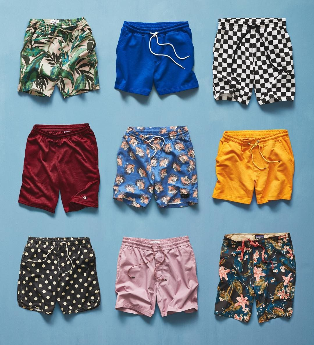 "Urban Outfitters Men's (@urbanoutfittersmens) on Instagram: ""When it's this warm, it's time to ditch those joggers. New swimwear and shorts are online now. 