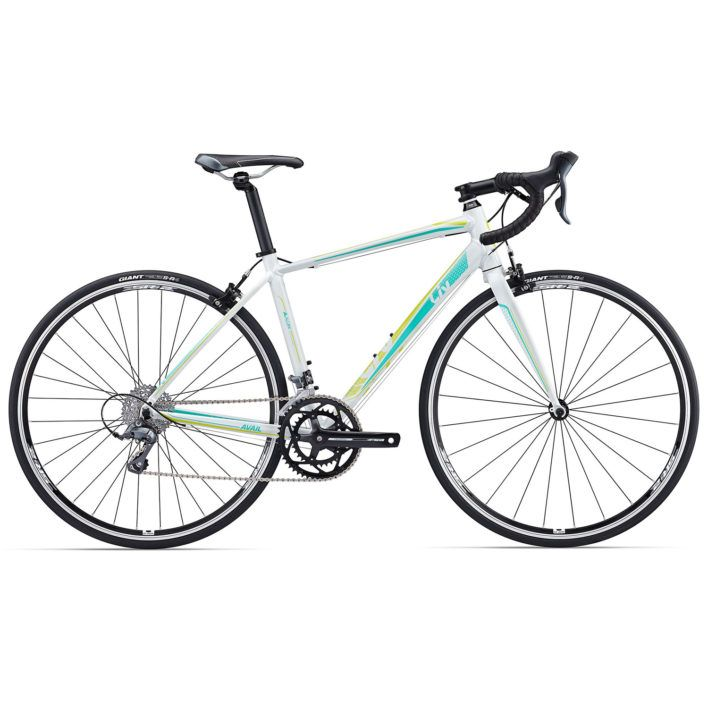 Giant Avail 3 2017 With Images Road Bikes Womens Bike Bike