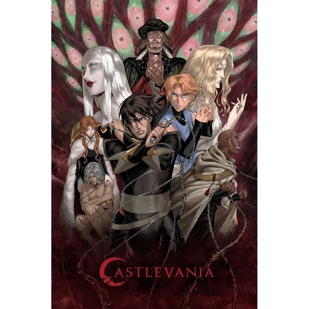 WARREN ELLIS LTD CASTLEVANIA Season 3 March 5 2020 in