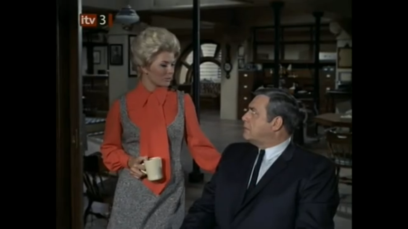 ironside women Watch pilot, part 1 online stream ironside (1967) season 1, episode 1 instantly.