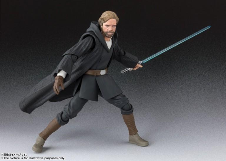Star Wars The Last Jedi Battle on Crait Action Figures