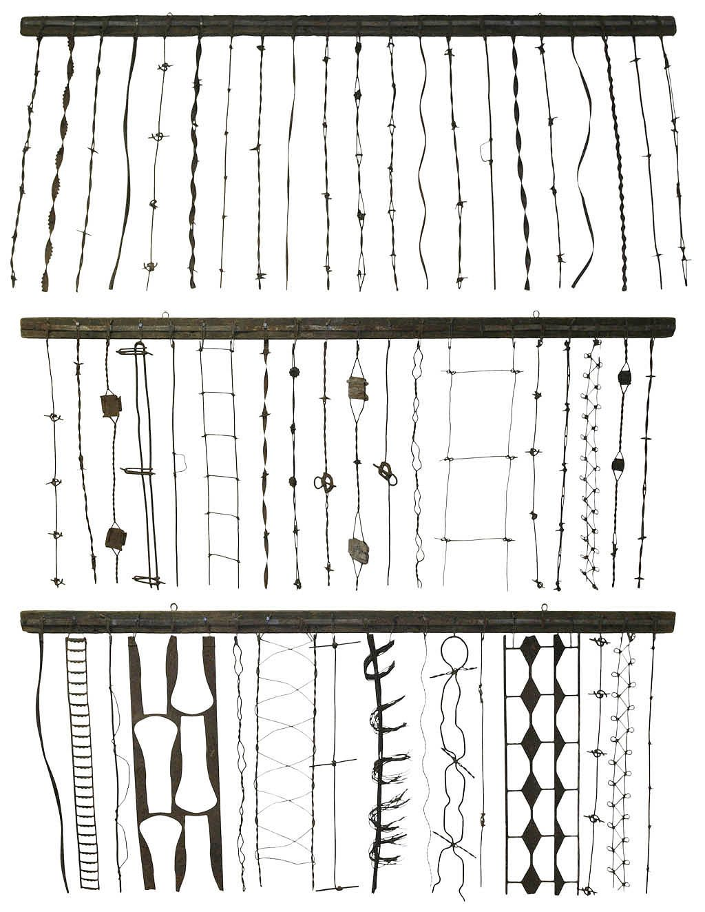 Barbed Wire Collection / hj2design | collect me: this & that ...