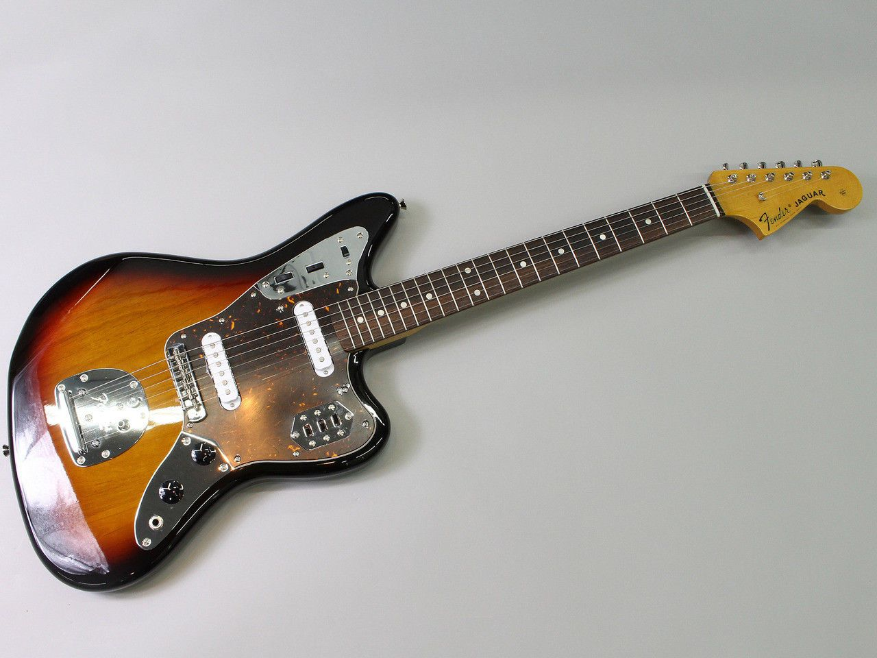 Fender Made in Japan Exclusive 60S JG 3TS Electric Guitar Sunburst #electricguitars