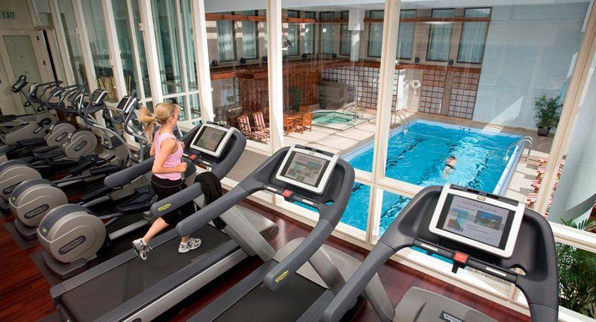 The Best Hotel Gyms In Boston Hotel Boston Hotels Romantic Hotel