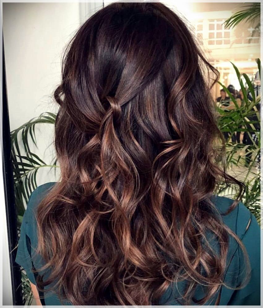 2019 brown hair: colors, cuts and shades for brown hair  Hair  Balayage hair, Hair, Hair styles