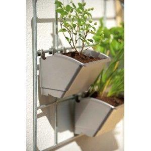 Plantenpotjes voor verticaal tuinierset