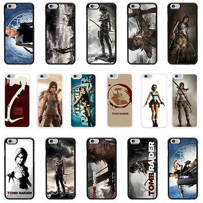 Tomb #raider #cover case for #iphone - t97,  View more on the LINK: 	http://www.zeppy.io/product/gb/2/161897810408/