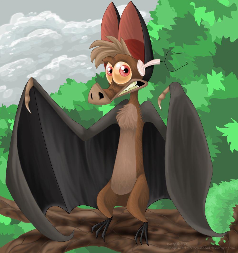 Batty lad heaven