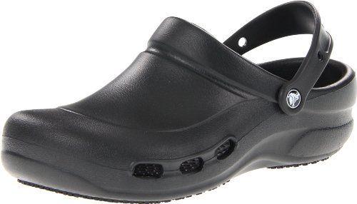 Crocs Unisex Work Bistro Vent Clog Feet Loving Shoes