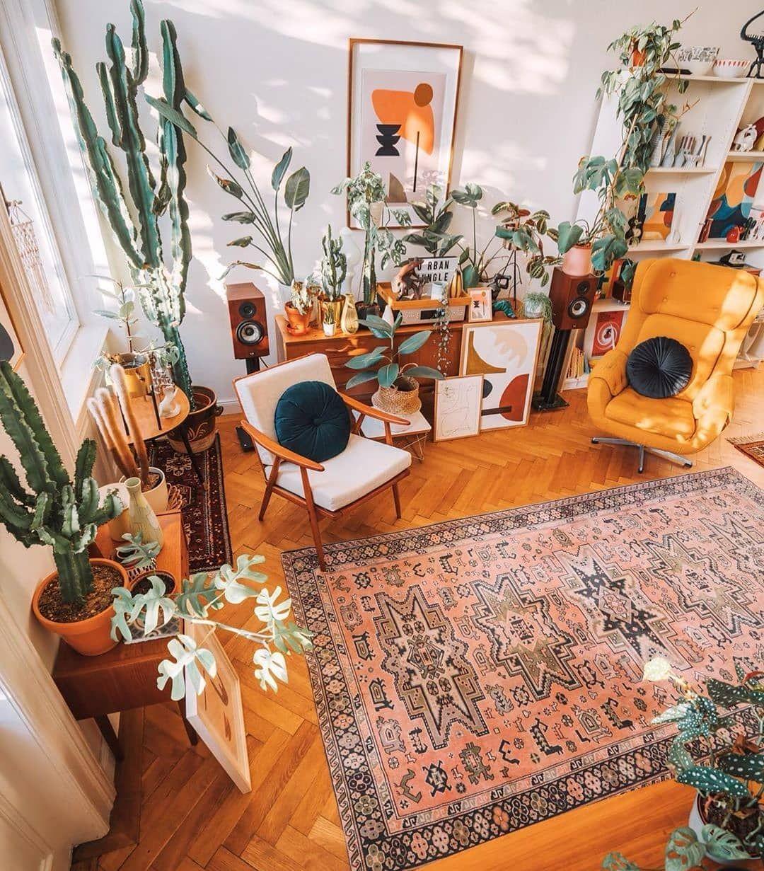 The Perfect Retro Vibe Retro Home Decor Stylish Home Decor Retro Home Living room decor vintage