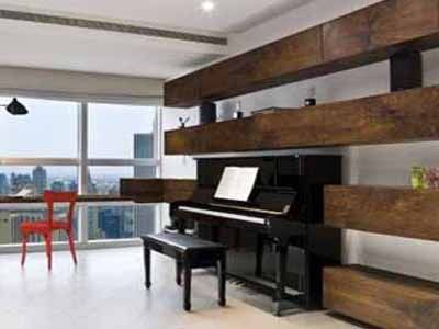 Modern Piano Apartment Decorating Ideas Rooms Designs