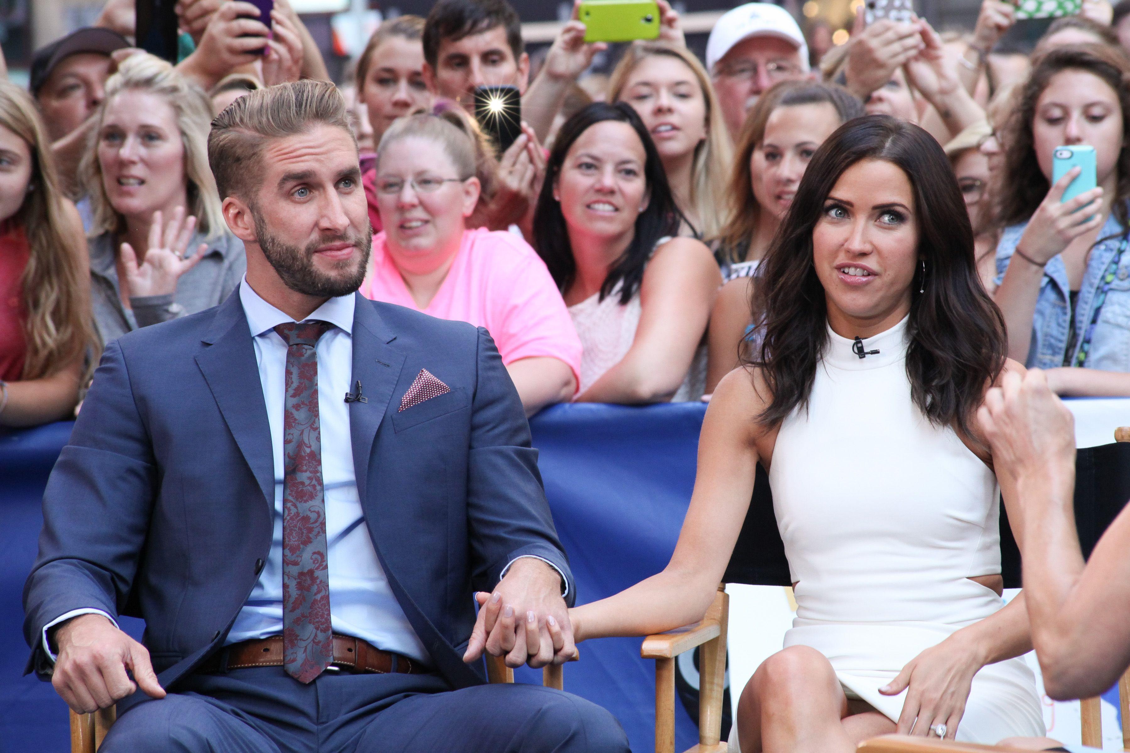 Kaitlyn Bristowe And Shawn Booth Talk Televised Wedding