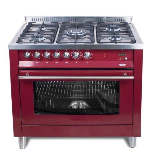 Lofra 5 Burner Gas Stove With Electric Oven 90cm Is An Italian Company That Has Given Special Attention To The Quality Of Finished Kitchen Products