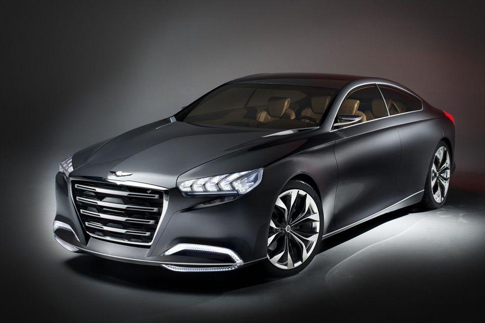 Hyundai Hcd 14 Concept Gallery On Link Rides Pinterest Cars
