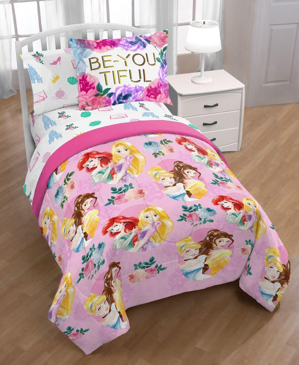 Disney Princess Princess Sassy Twin Bed In A Bag Reviews Bed In A Bag Bed Bath Macy S Bed In A Bag Mattress Furniture Cozy Bedding Sets