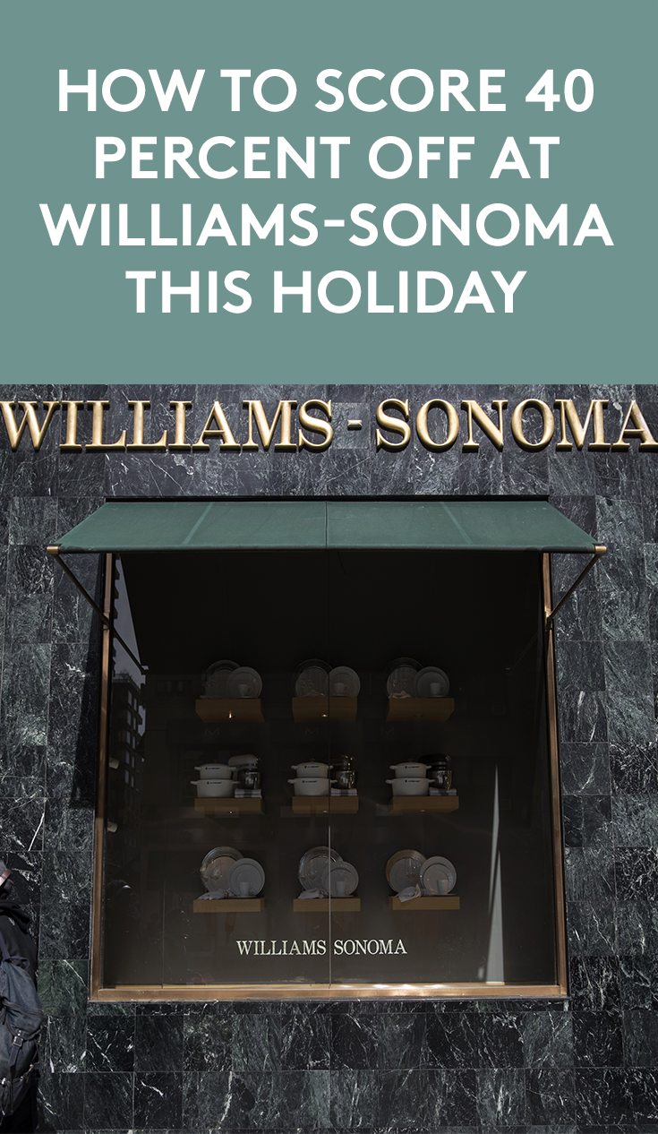 Williams Sonoma Is Hiring Thousands of Seasonal WorkFrom